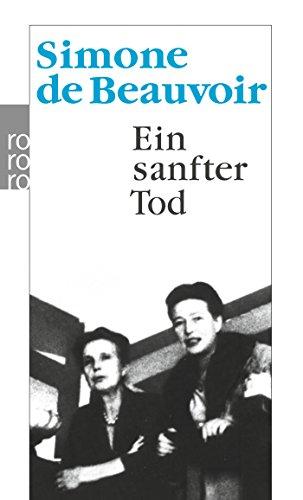 Buchseite und Rezensionen zu 'Ein sanfter Tod' von Simone de Beauvoir