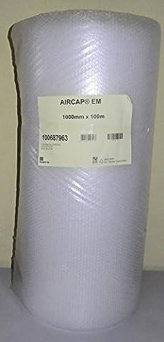 Luftpolsterfolie Sealed Air AirCap / 100,0 m x 100,0