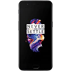 OnePlus 5 (Midnight Black, 128GB)(Certified Refurbished)