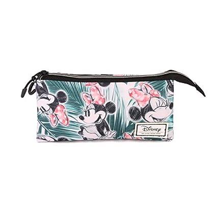 Karactermania Disney Classic Minni Aruba-astuccio Portatutto Triplo HS Estuches 24 Centimeters (Multicolour)