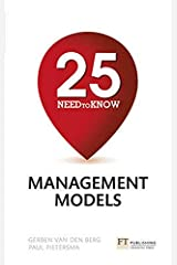 25 Need-To-Know Management Models Paperback