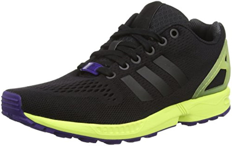 Adidas, Uomo, ZX Flux, Mesh, scarpe da ginnastica, ginnastica, ginnastica, Nero | Di Qualità Dei Prodotti  | Uomini/Donne Scarpa  8e340e