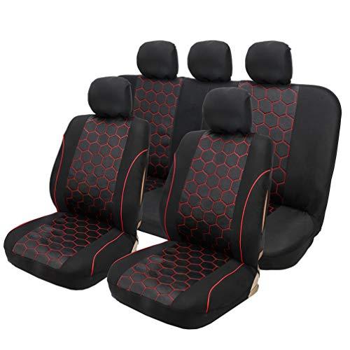 Autositzbezug-Airbag mit aufgeteilter Rückenlehne kompatibel für Fahrzeug-SUVS und LKW (Sitzbezug Für Mazda Suv)