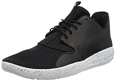 Nike Herren Jordan Eclipse High-Top, Schwarz (012 Black/White-Pure Platinum), 42 EU