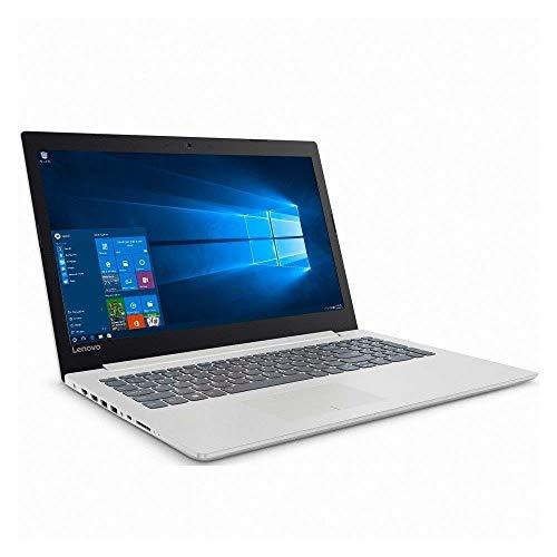 """Lenovo IdeaPad 320(80x L02NJUK)–portatile 39,6cm Intel Core i3–7100U processore 2.4GHz, 4GB RAM, TB HDD, display HD, Windows 10Home bianco 15,6"""""""