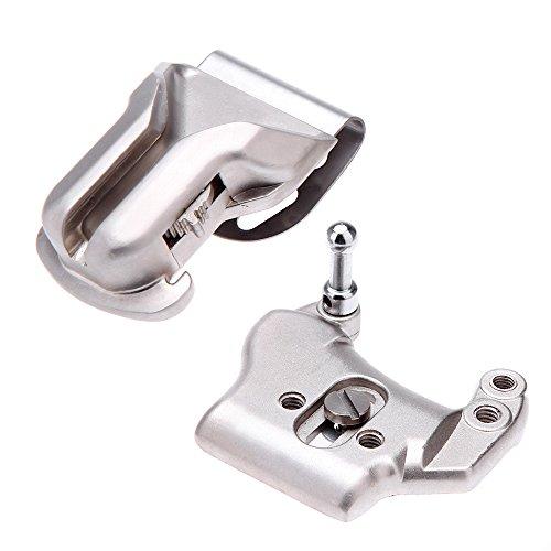 Andoer® Zine-Legierung Kamera Gürtel Berg Taste Schnalle Aufhänger für DSLR-Kamera Bund-Gurt Schlaufenhalterung