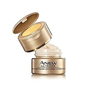 Avon Anew Ultimate 7S soin contour les yeux +50 / système double pour les yeux +50