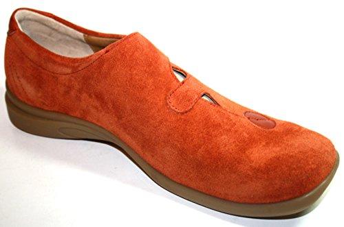 Ganter Fiona, Scarpe stringate donna Orange - Orange