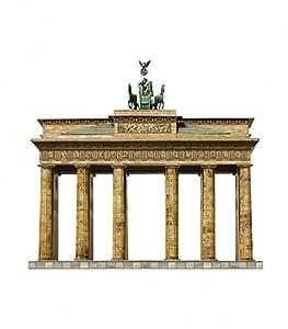 CLEVER PAPER- Puzzles 3D Puerta de Brandermburgo, Berlín (14346)
