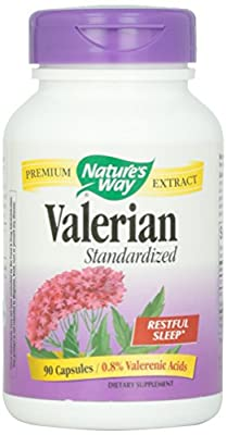Natures WayValerian, 90 Capsules by Nature's Way