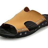NTX/Herren Schuhe Outdoor/Athletic/Casual Leder Hausschuhe schwarz/braun
