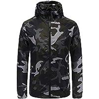 Geili Herren Camouflage Jacke Biker Style Sweatjacke mit Kapuze Sweatshirt Männer Herbst Große Größen Kapuzenjacke... preisvergleich bei billige-tabletten.eu