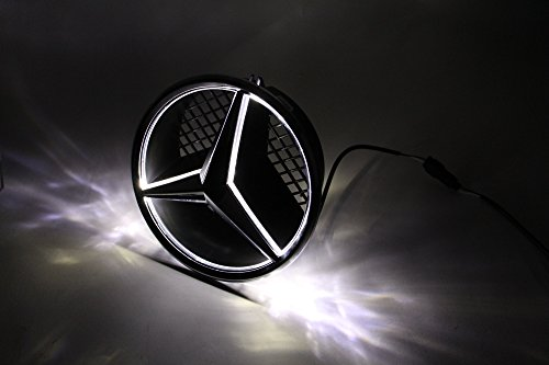 mercedes benz 2011 2015 k hlergrill led emblem auto. Black Bedroom Furniture Sets. Home Design Ideas
