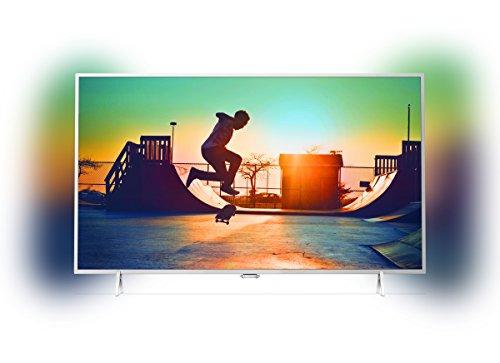 fernseher 81 cm full hd Philips 32PFS6402/12 80 cm (32 Zoll) Fernseher (Full-HD, Triple Tuner, Smart TV) silber