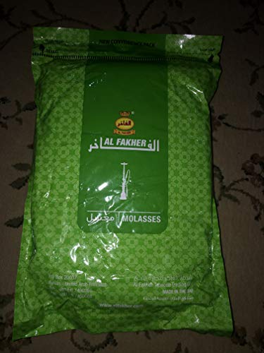 AL FAKHER Shisha Hookah 1 kg