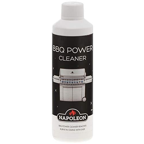 Napoleon Grillreiniger, BBQ Power-Cleaner, 500 ml, weiß, 21.6 x 7.6 x 31.8 cm, 1 ml, 10236 (500 Napoleon Grill)