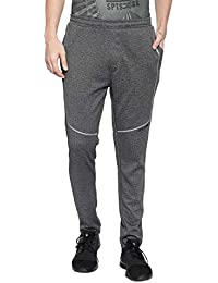 Proline Mens CMARL Slim Fit Lifestyle Knit Pants with Print Detail