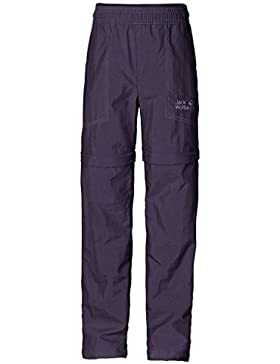 Jack Wolfskin Kinder Hose Desert Zip Off Pants