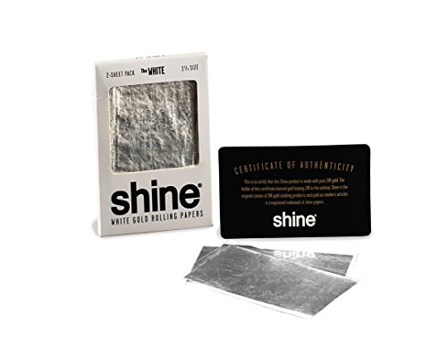shine-24-k-gold-rolling-papers-white-gold-blunt-paper-2-sheet-pack-2-pack-quality-reeds