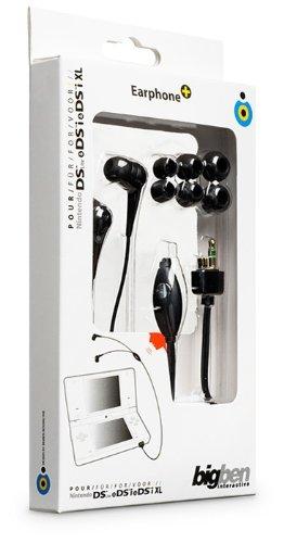 Nintendo DSi XL - Stereo In-Ear Kopfhörer+Mikrofon (DS, DS Lite, DSi, DSi XL)