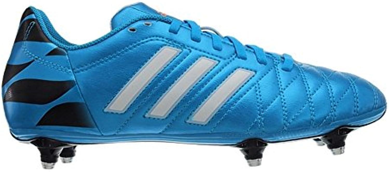 Adidas 11questra sg - Botas de fútbol con tacos