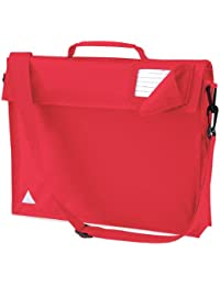 JUNIOR BOOK BAG SCHOOL BAG WITH STRAP - 5 COLOURS