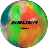 Bauer Multicolor superkardierte Hockey Ball, farbenreiche