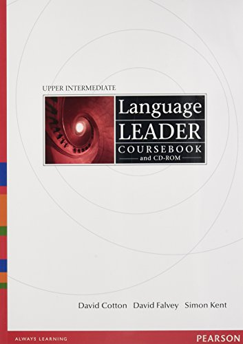 Language leader. Upper intermediate. Coursebook. Per le Scuole superiori. Con CD-ROM. Con DVD-ROM