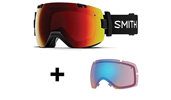 SMITH I//Ox Masque de Ski Mixte