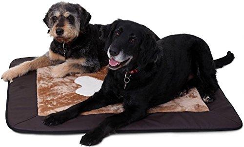 Knuffelwuff 12679 Universal Hundematte Fim Comfort für Haus Garten Auto viel mehr, XXL, 112 x 83 cm - 2
