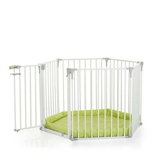 Hauck Babypark Playpen – White