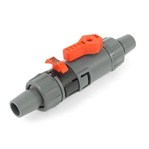 Water Control Valve (Aquariumbehälter Water Flow Control Valve Schlauch Rohrverbinder 16 / 22mm)