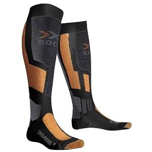 X-Socks Uni Funktionssocke Snowboarding