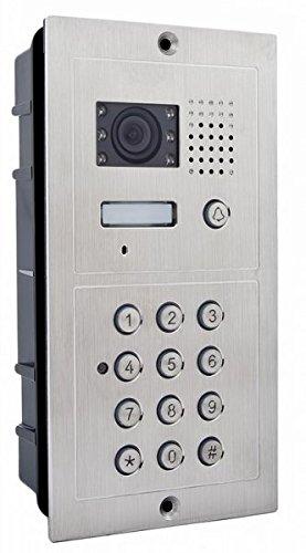 Portier Video digicode C601