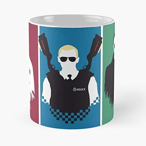 Cornetto Trilogy Classic Mug