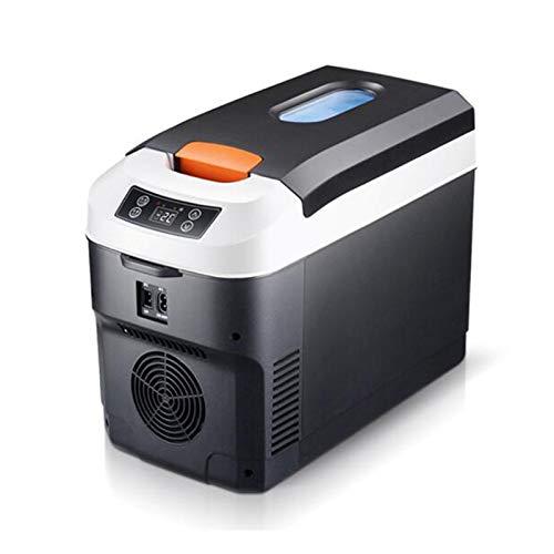 DYS@ Mini refrigerador, refrigerador para automóvil, refrigerador y Calentador eléctricos, Capacidad de...