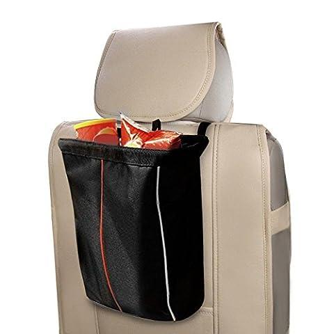 Automovil autos nachf¨¹llbar Car Container Auto Seat Organizer leere isoliert Karte Tissue Drinks Inhaber personenwagen schwarz Auto Seat R¨¹cken Multi-Tasche Lagerung Tasche Veranstalter Halter Tasche