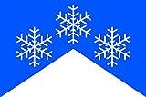 magFlags Drapeau Large PEC pod Snezkou | PEC pod Sn??kou, The Czech Republic | Pece pod Sn??kou, okres Trutnov | Drapeau Paysage | 1.35m² | 90x150cm