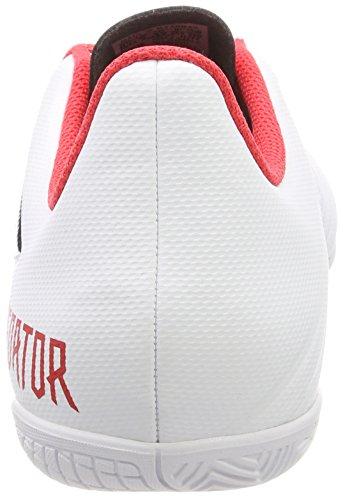 adidas Herren Predator Tango 18.4 in Fußballschuhe Schwarz (Core Black/ftwr White/solar Red)