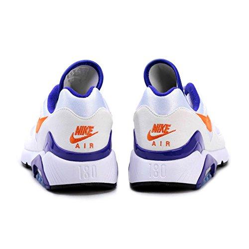 Nike Air Max 180, Chaussures de Gymnastique Homme Blanc Cassé (White B R It E Ceramic Dark Concorde 101)