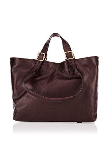 BREE , Cabas pour femme Standard brun foncé