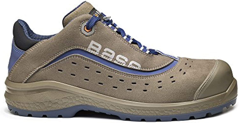 Base BO885 Active S1P S1P S1P Mens Classic Plus Antiscivolo di Sicurezza con Lacci Scarpe da Ginnastica | Usato in durabilità  cab837