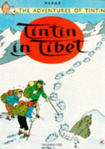 Tintin in Tibet (The Adventures of Tintin) by Herge (1989-12-28)
