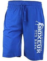 Boxeur Des Rues Fight Activewear Short d'entraînement avec imprimé