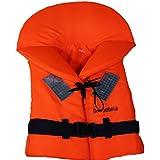 Bootskiste Rettungsweste mit Größenwahl von 10 bis über 90 Kg