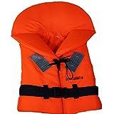 Bootskiste Rettungsweste mit Größenwahl von 10 bis über 90 Kg (20-30 Kg)