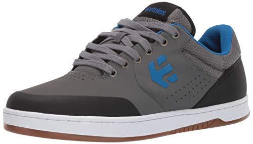 Zapatillas MTB Etnies Marana - Crank Series Gris-Negro-Azul