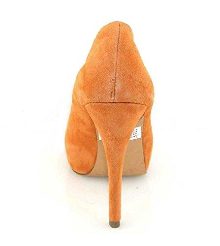 ROBERTO BOTELLA - Peep toe basique Orange