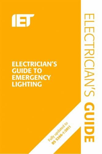 The Electricians Guide to Emergency Lighting (Electrical Regulations)