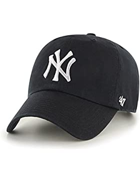 47 MLB New York Yankees - Gorras de béisbol, unisex, color negro